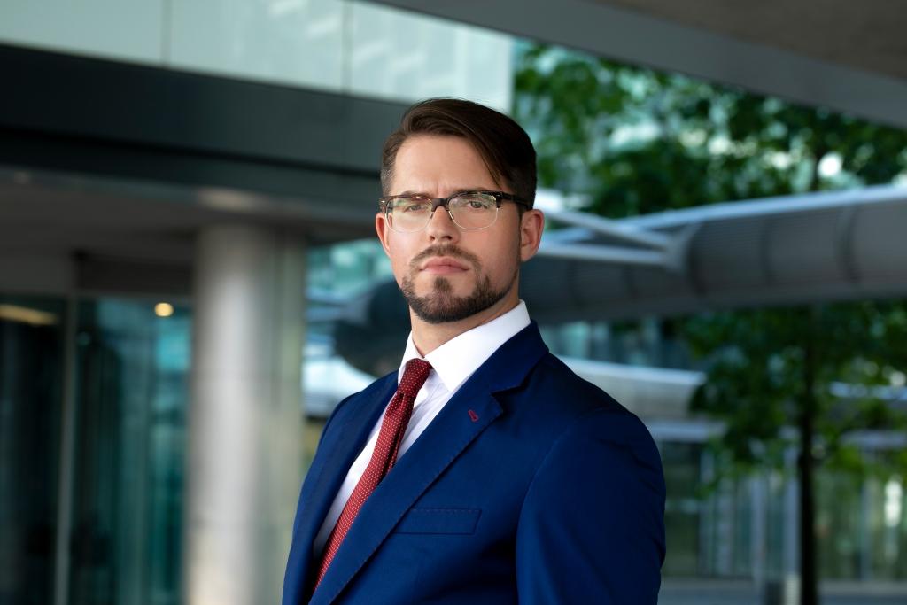 Dawid Adam Pietrzak raca prawny